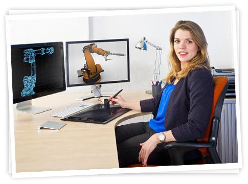 Ausbildung zum technischen produktdesigner for Produktdesigner gehalt