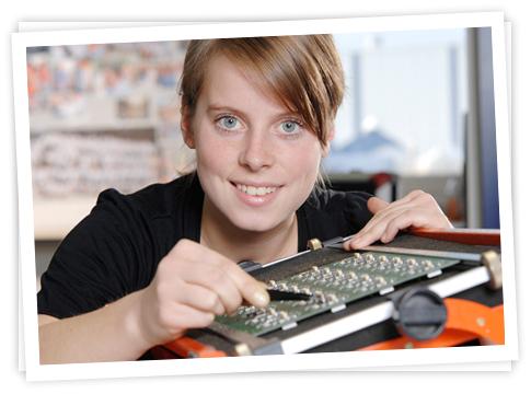 Ausbildung Zum Elektroniker Für Geräte Und Systeme