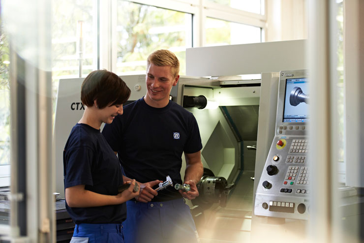 Industriemechaniker Ausbildungsinhalte
