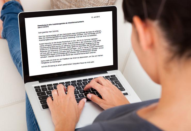 So Gelingt Die Bewerbung Per E Mail Tipps Und Infos